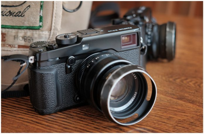 kamera mirrorless fujifilm X-Pro2