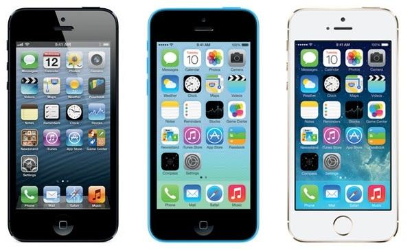 perbedaan iphone 5 5s dan 5c