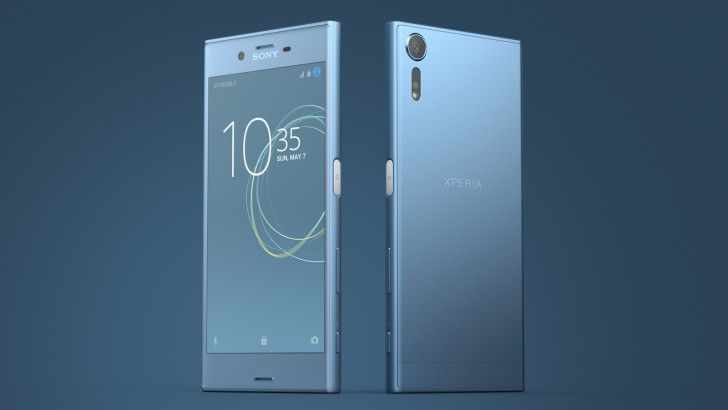 "Xperia XZ Premium Blue Coral - Xperia XZ Premium Raih Penghargaan ""Best New Smartphone"" 2017"