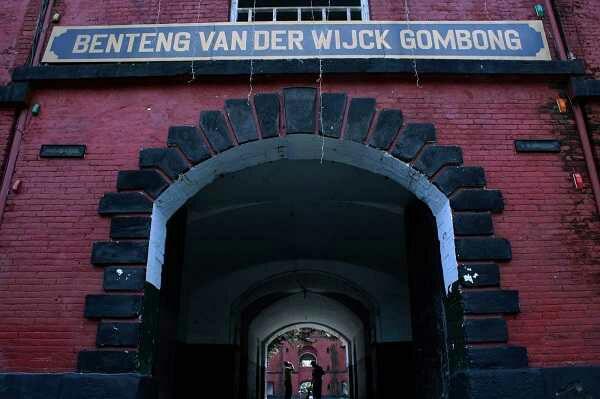 Wisata Sejarah Benteng Van der Wijck