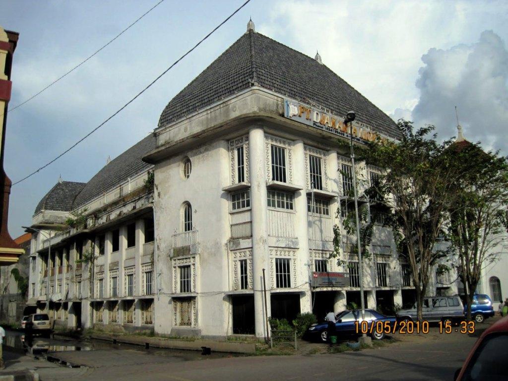 Wisata Sejarah Kota Lama