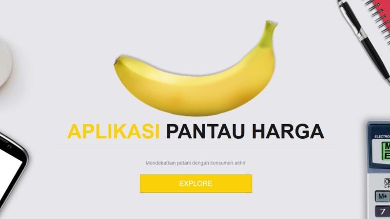 Pantau Harga, Start Up Pertanian