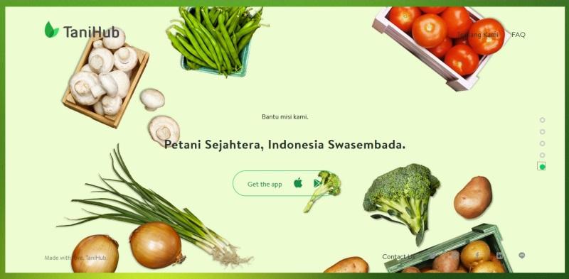 TaniHub, Start Up Pertanian