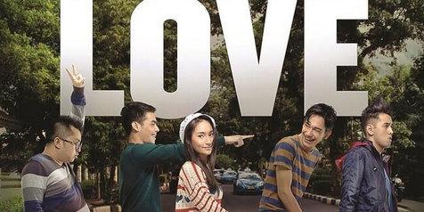 Film Crazy Love, Film Adipati Dolken
