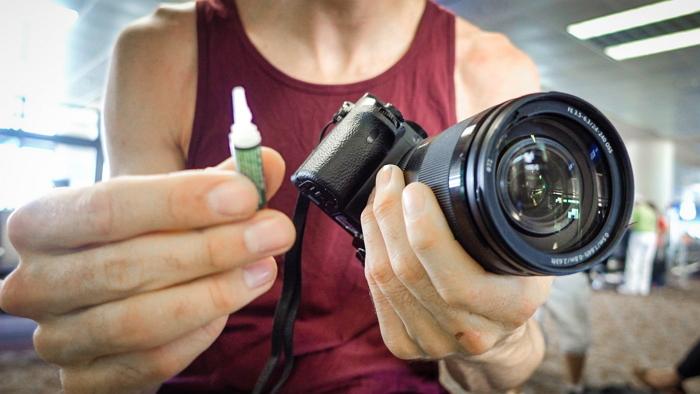 Garansi Resmi, Membeli Kamera Mirrorless