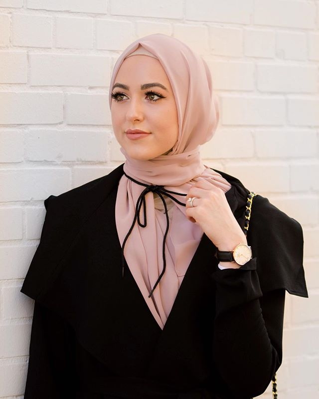 Aksesoris jilbab