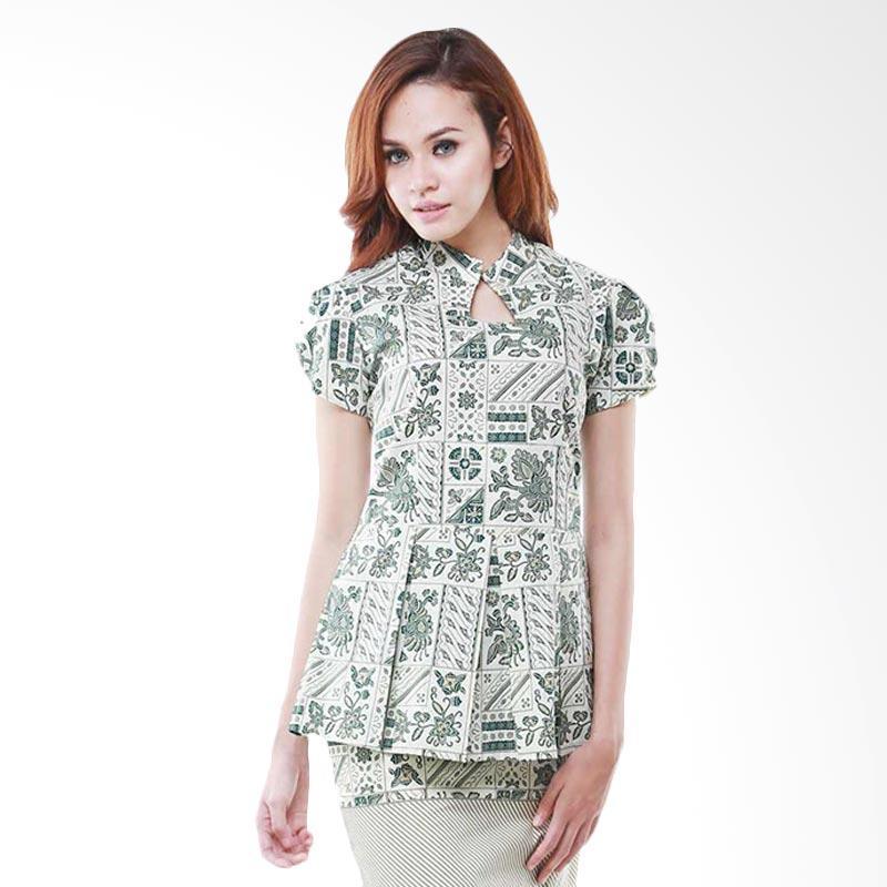 Inspirasi Desain Baju Batik Terbaru 2018 Alinea Satu