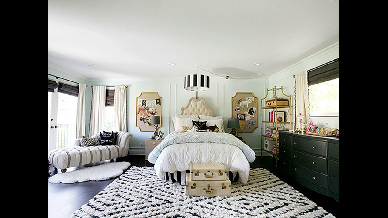 ini 10 model desain kamar tidur paling trendi untuk remaja putri