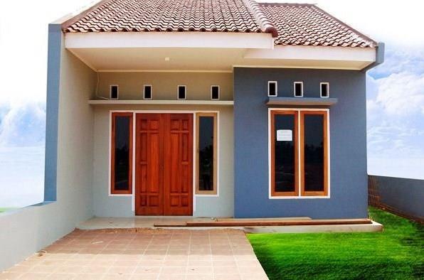 Memilih rumah minimalis